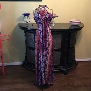 Summer sundress - maxi dress
